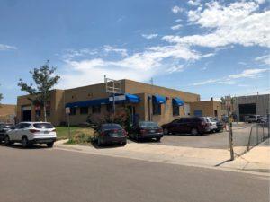 Auto Hail Repair Body Shop Denver