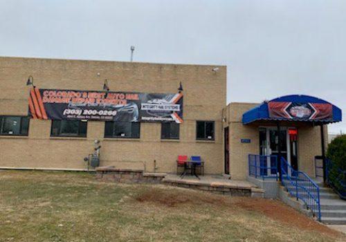 Denver Colorado Auto Hail Repair Shop