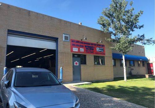 Colorado Springs Auto Hail Repair