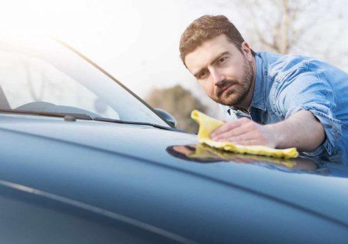 Auto Hail Damage Repair Like New